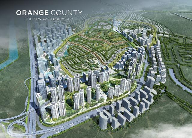 Masterplan Orange County_