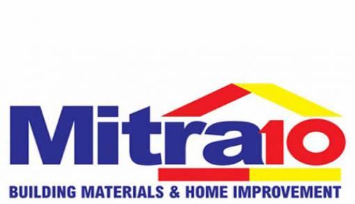 Mitra10 supermarket bahan bangunan