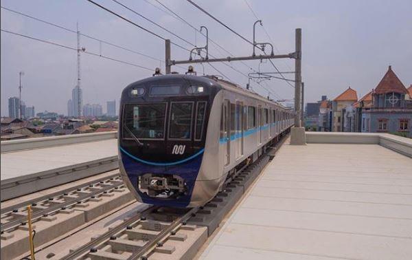 proyek MRT Jakarta Fase 1