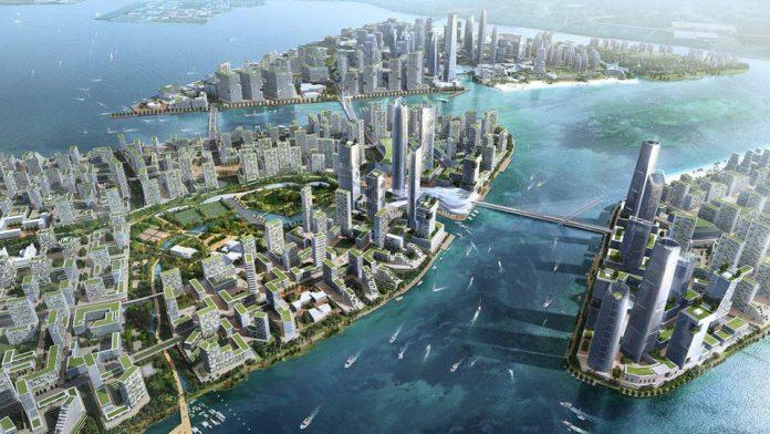 5 Kota Baru Dunia