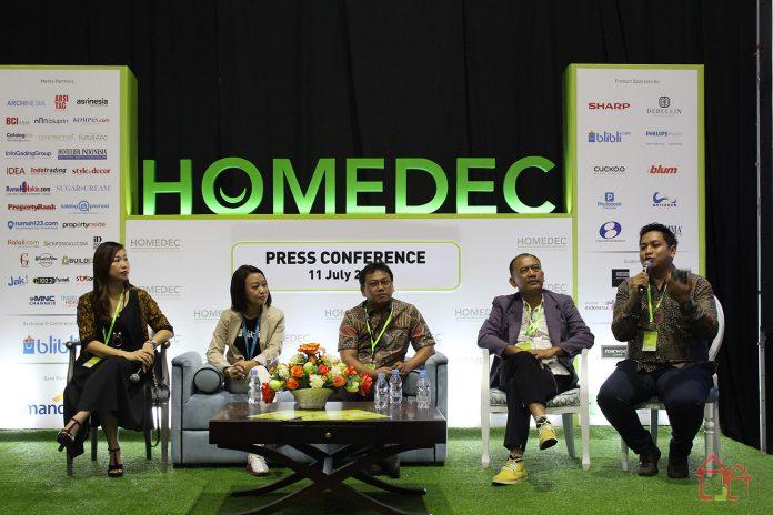 Pameran HOMEDEC 2019
