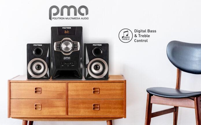 PMA 9311, audio multimedia terbaru dari Polytron