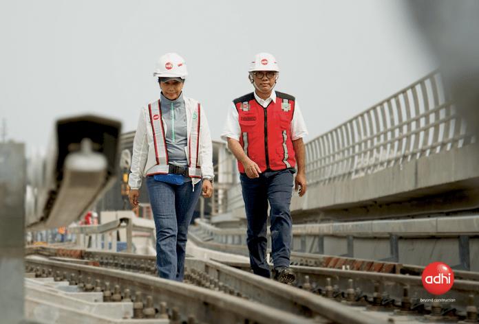 LRT Tetap Jalan meski listrik padam
