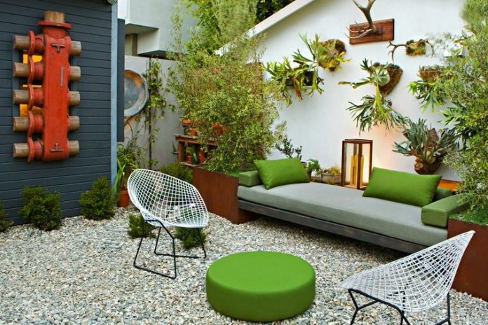taman indoor dan outdoor