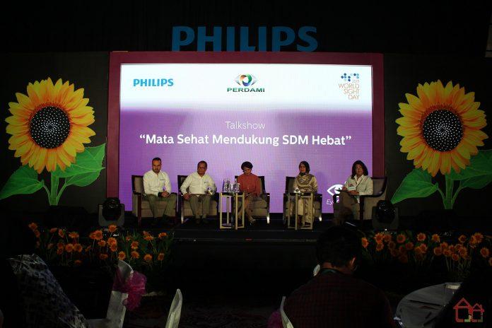 lampu Philips LED EyeComfort