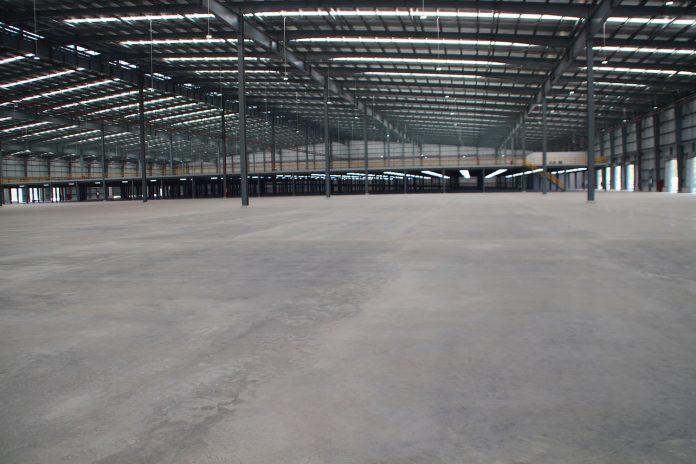 gudang di karawang investasi real estat