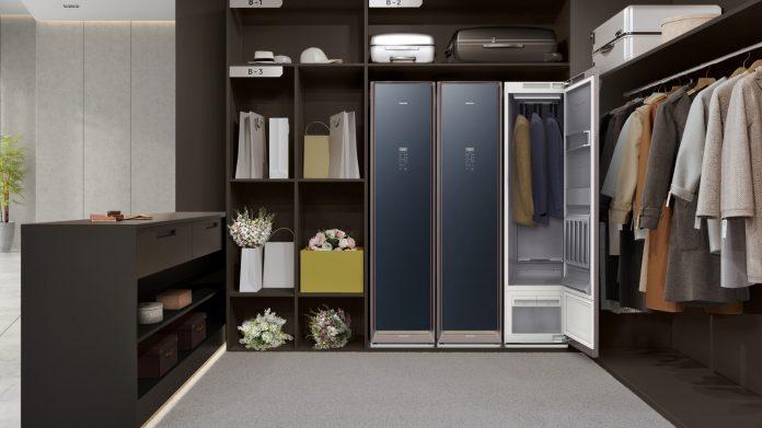 Samsung Air Dresser, satu dari tiga produk baru samsung dan 3 Produk Baru Samsung