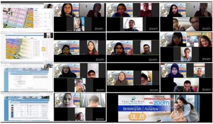 Launching Online Sukses, Citra Maja Raya Raup Rp130 Miliar