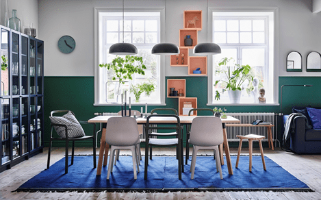 Tips menata ruang makan