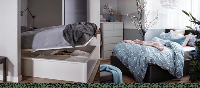memilih tempat tidur yang nyaman