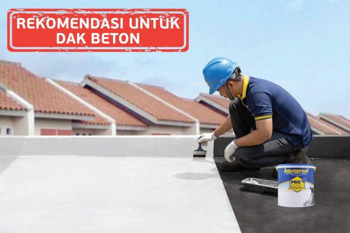 tips atap beton