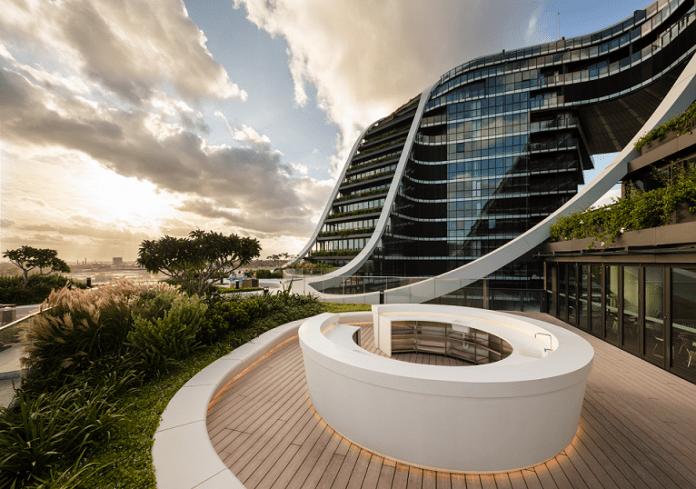 Infinity by Crown Group, shm apartemen di australia