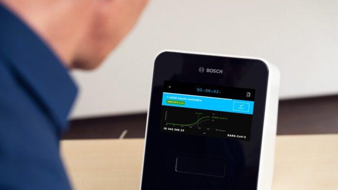 Bosch Vivalytic alat tes pcr corona virus