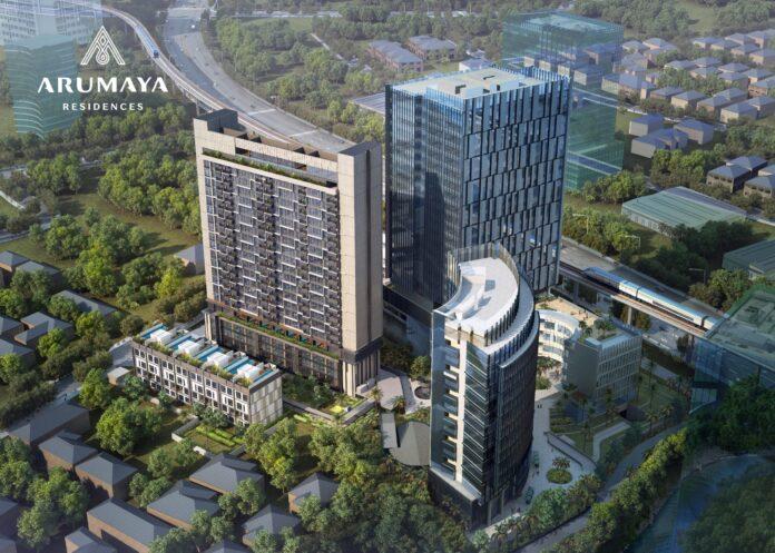 Arumaya Residences dan astra property optimis