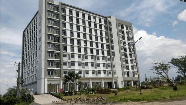 Bogorienze Hotel Resort berada dalam kawasan Bogor Nirwana Residence