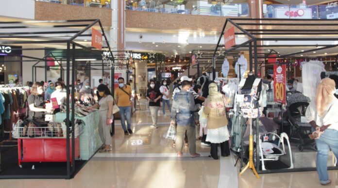 Program Belanja di Summarecon Mall Bekasi