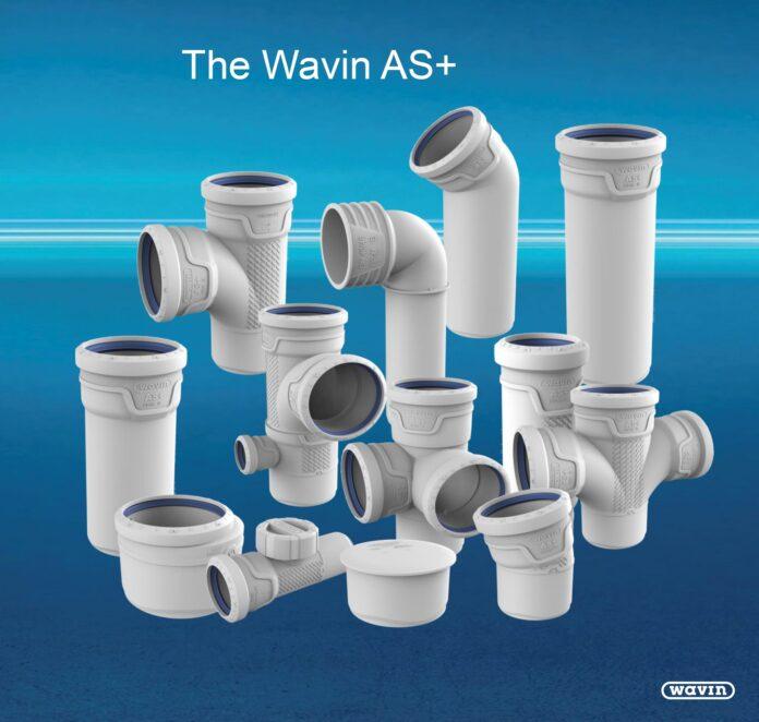 Wavin AS+ low-noise generasi terbaru