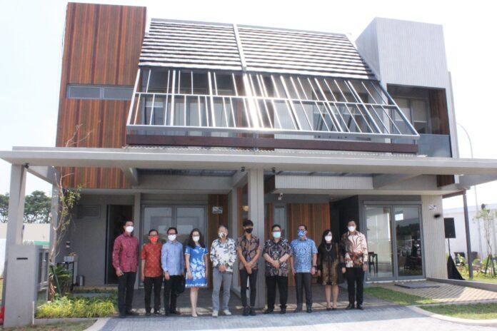 Asera Nishi Phase 2 di Kota Harapan Indah, Bekasi