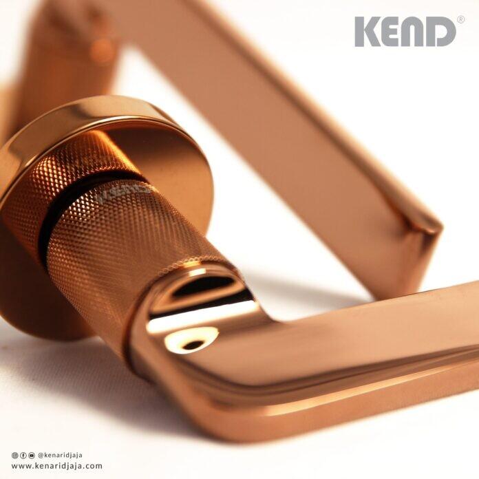 Salah satu produk gagang pintu terbaru dari Kenari Djaja dan handle pintu