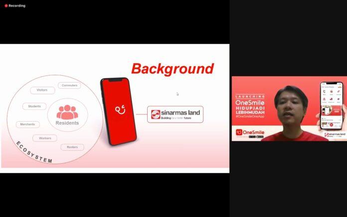 Sinar Mas Land rilis Aplikasi OneSmile untuk Warga BSD City