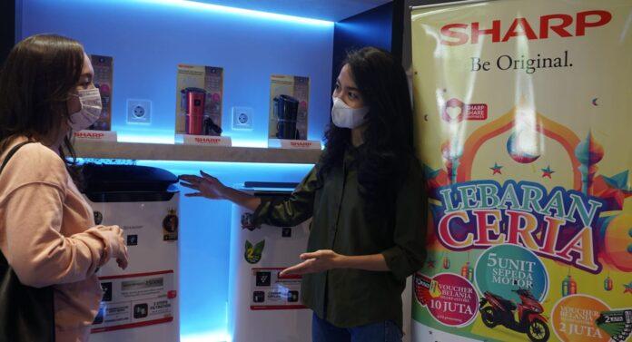 sharp indonesia program promo