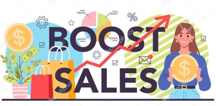 Sales Boosting