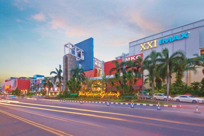 Summarecon Mall Kelapa Gading di Jakarta Utara