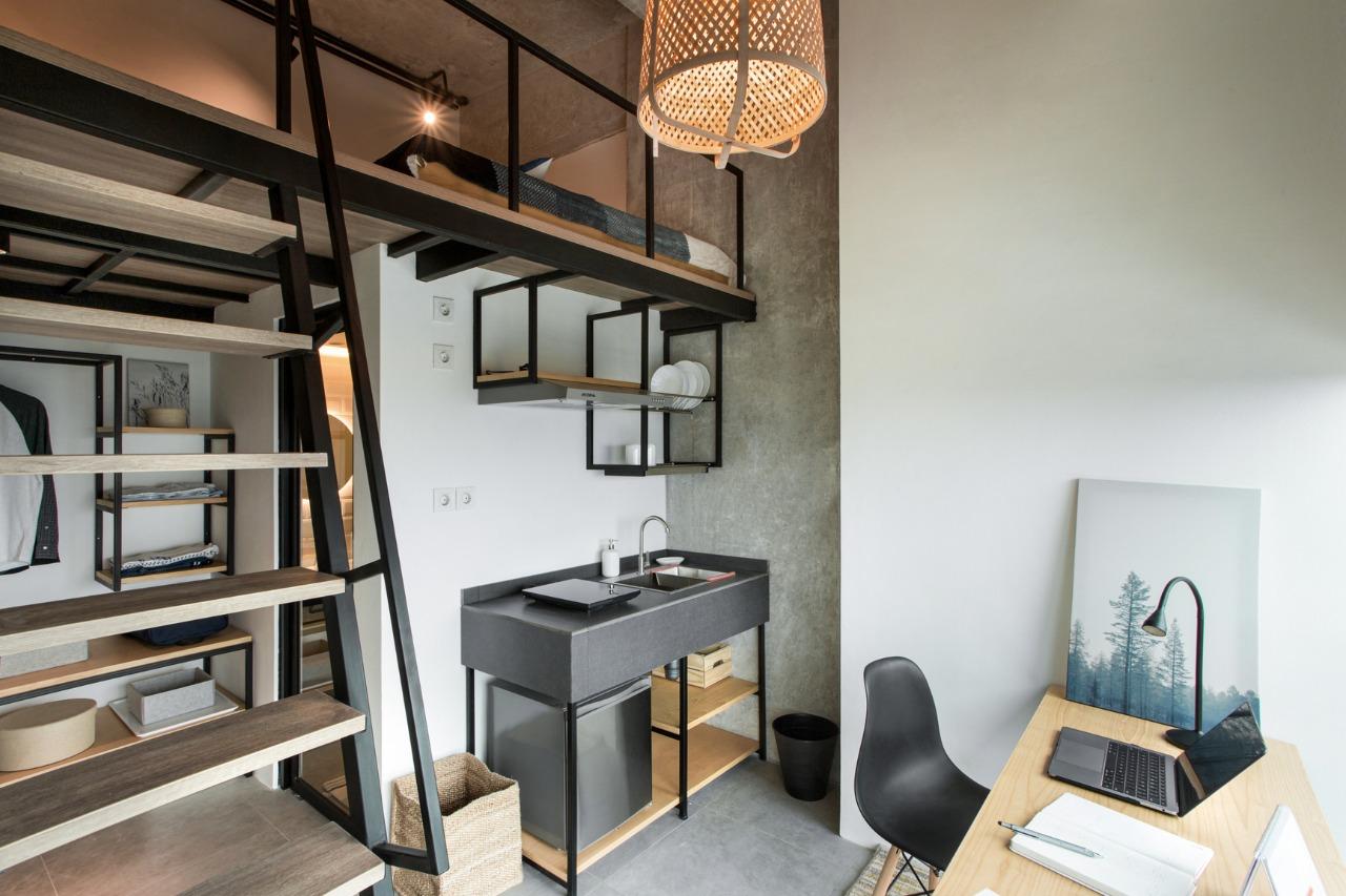 Cove Hillcrest lengkap dengan berbagai fasilitas, seperti WiFi, pembersihan mingguan, dan juga berbagai fasilitas baru lainnya