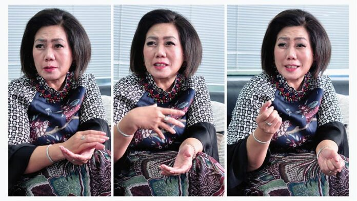 Suryanti Agustinar, Executive Vice President Bank BTN