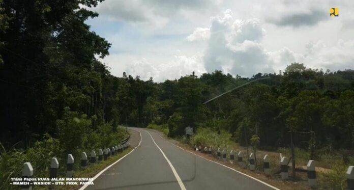 infrastruktur Papua danPapua Barat