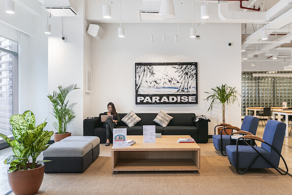 WeWork GIVE