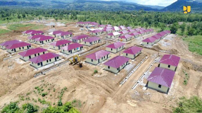 Rumah khusus bagi warga di perbatasan RI-Timor Leste