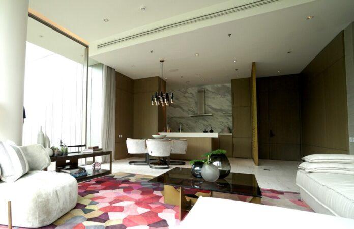 Solitaire Collection, lini unit apartemen mewah di Verde Two